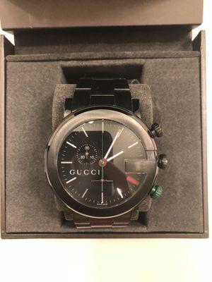 2b1747083ec Black men s Gucci watch for Sale in Phoenix