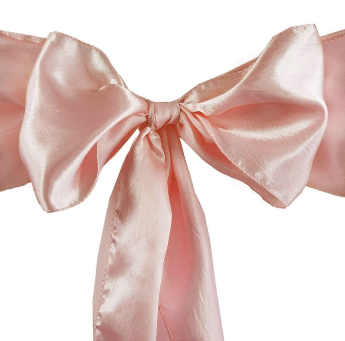 Dusty Rose Wedding Event Chair Sashes 100