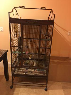 Bird cage for Sale in Hamilton, VA