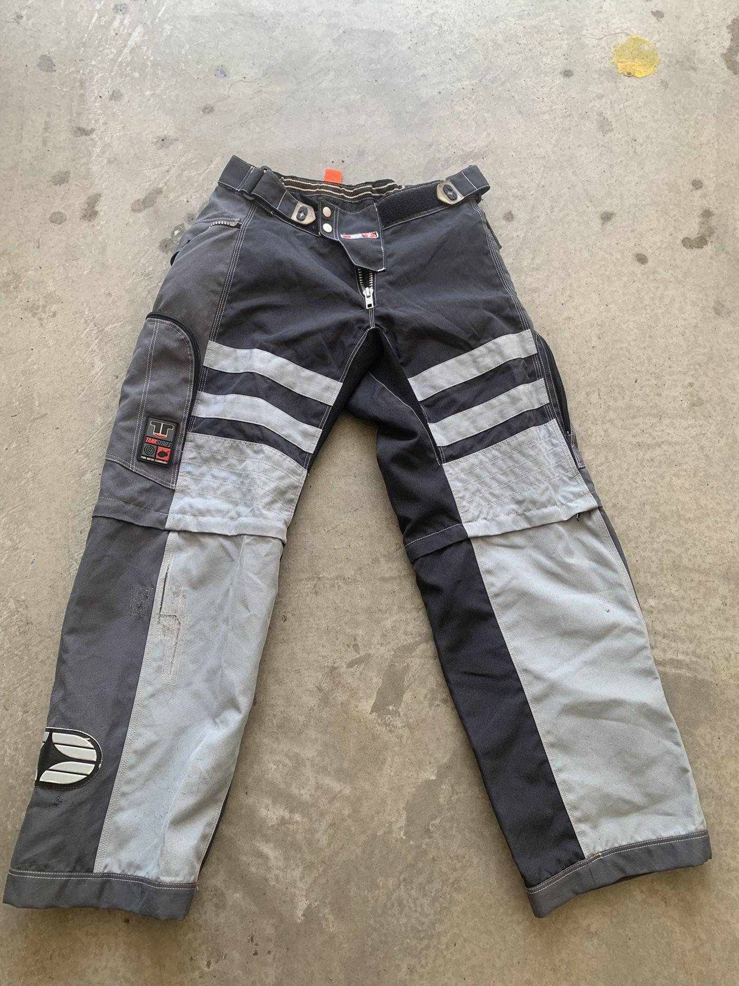 Tank Series Moto Pants
