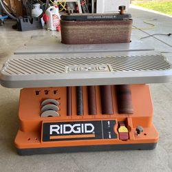 Oscillating Edge/ Belt/ Spindle Sander Thumbnail