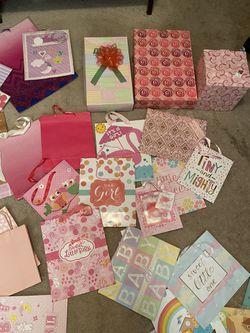 Baby Gift bags Thumbnail