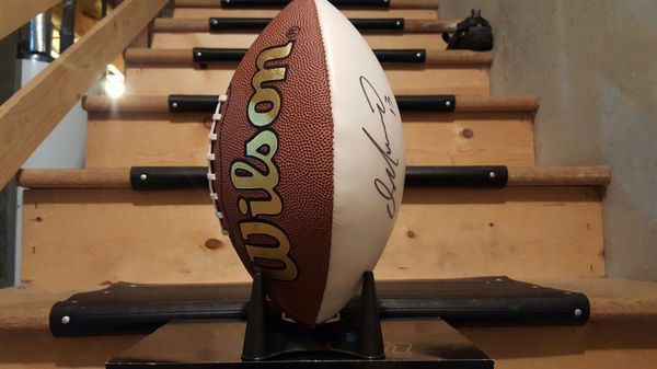 online store 348f0 9fe37 Dan Marino signed football for Sale in Green Bay, WI - OfferUp