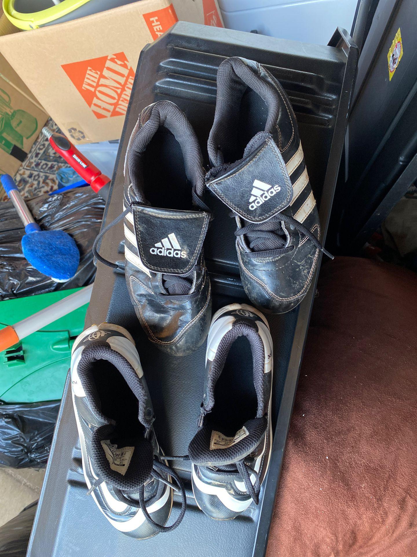 Zapatos de fulbol 5 y 1
