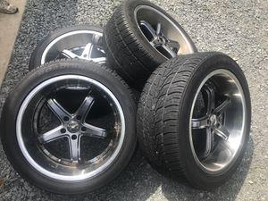 Mercedes Wheels 20 inch aftermarket for Sale in Riverdale Park, MD