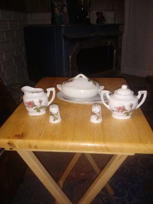 Mini Japanese fine china set for Sale in Graham, WA