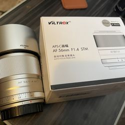 Viltrox 56mm F1.4 V2 Silver Thumbnail