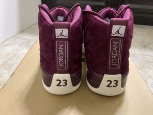 b01a793f7665 Jordan 12 Bordeaux Deadstock Size 10.5 for Sale in Mesa
