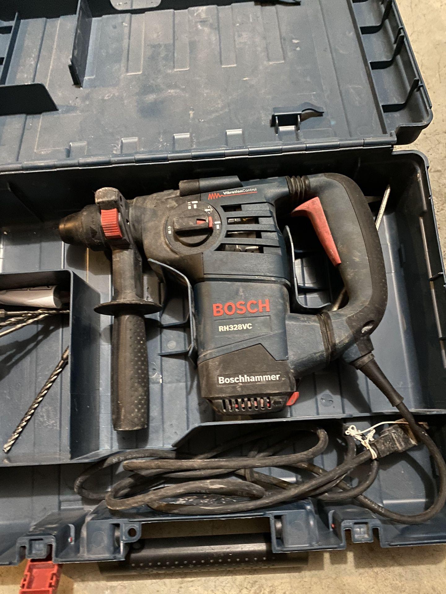 hammeer drill