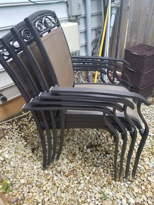Round Patio set for sale. Great condition for Sale in Olney, MD