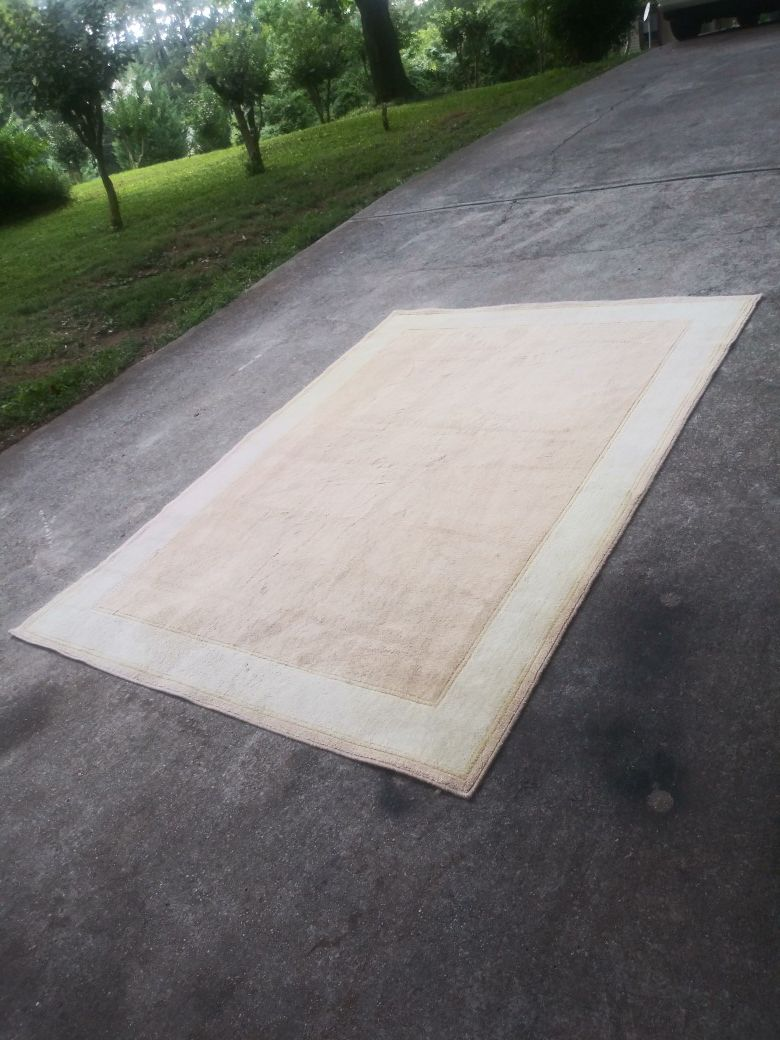 Area Rug 7ft × 5ft. Need gone today