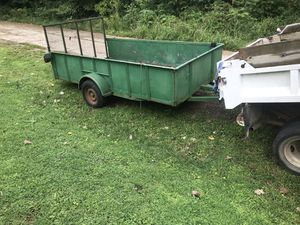 6x12 trailer with ramp for Sale in Belleville, IL