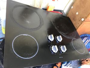 Maytag Electric cook top with counter for Sale in Rockville, MD