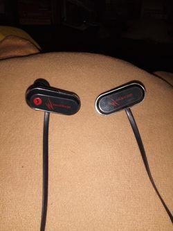 Warrior Bluetooth Earbuds Thumbnail