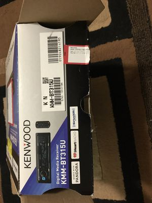 Kenwood for Sale in Richmond, VA