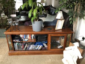 Side Table/TV Component Stand for Sale in Powhatan, VA