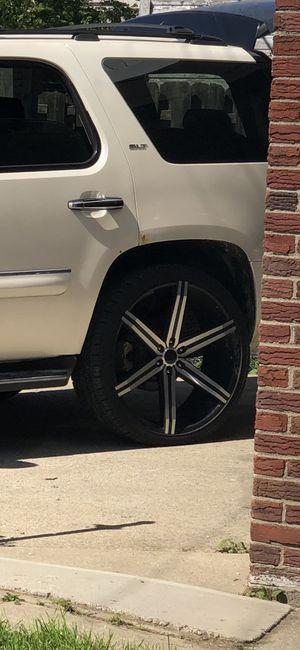 26 inch versante rims for Sale in Detroit, MI