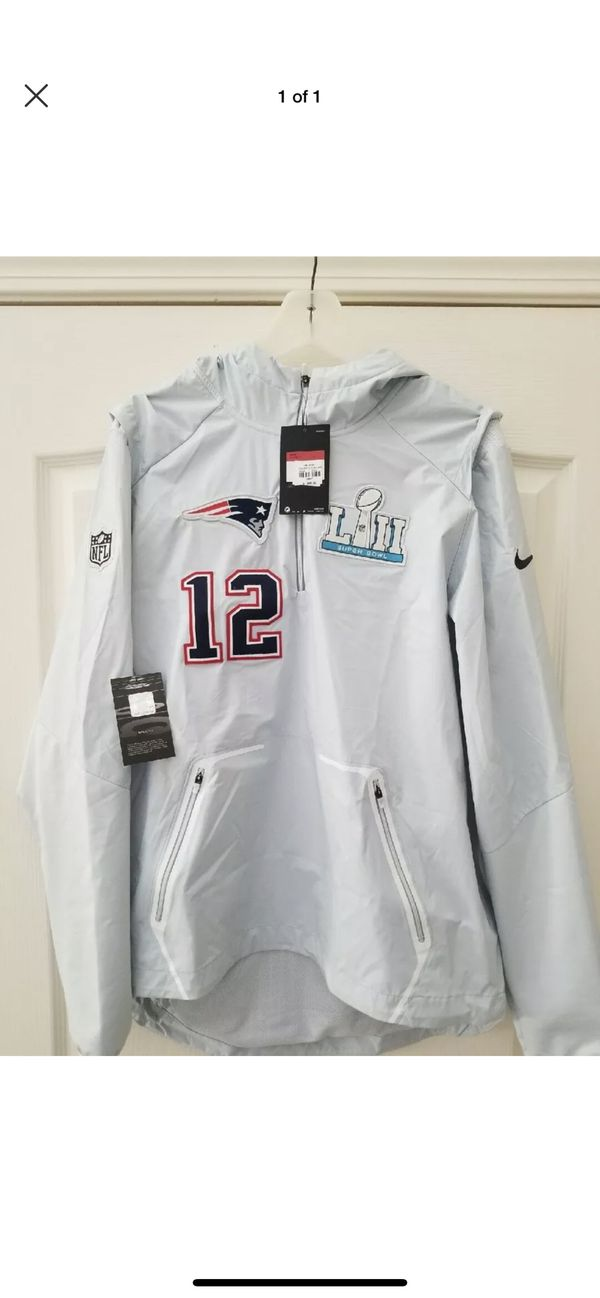 buy online 175ae dcc29 Tom Brady super bowl jacket size 2xl new for Sale in Brockton, MA - OfferUp