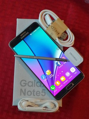 Samsung Galaxy Note 5, Factory Unlocked for Sale in Annandale, VA