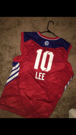 4cfd43c1b David Lee Warriors All Star Jersey Size XL for Sale in Pleasanton
