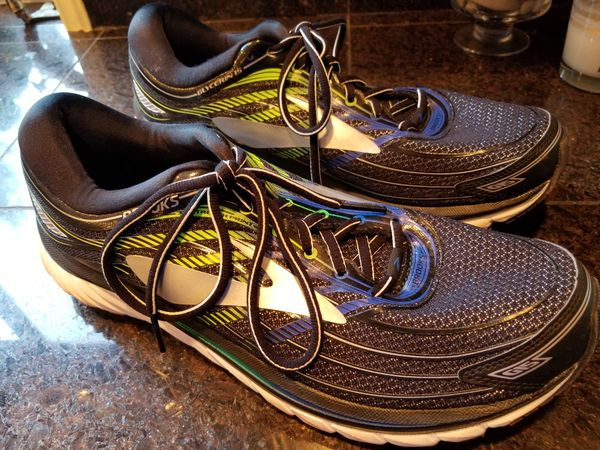 390a9e08dc912 Brooks Mens Glycerine 15 Running Shoes (used once) for Sale in Issaquah