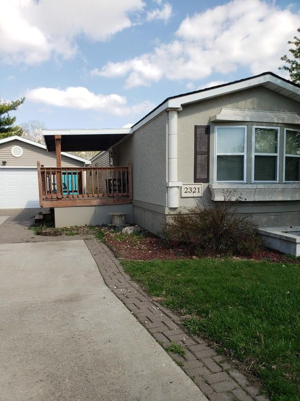3 Bedroom 2 Bathroom Mobile Home For Sale In Ankeny, IA