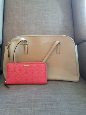 Kate Spade purse and wallet for Sale in Seattle, WA