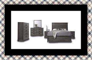 11pc Kate bedroom set with mattress for Sale in Adelphi, MD