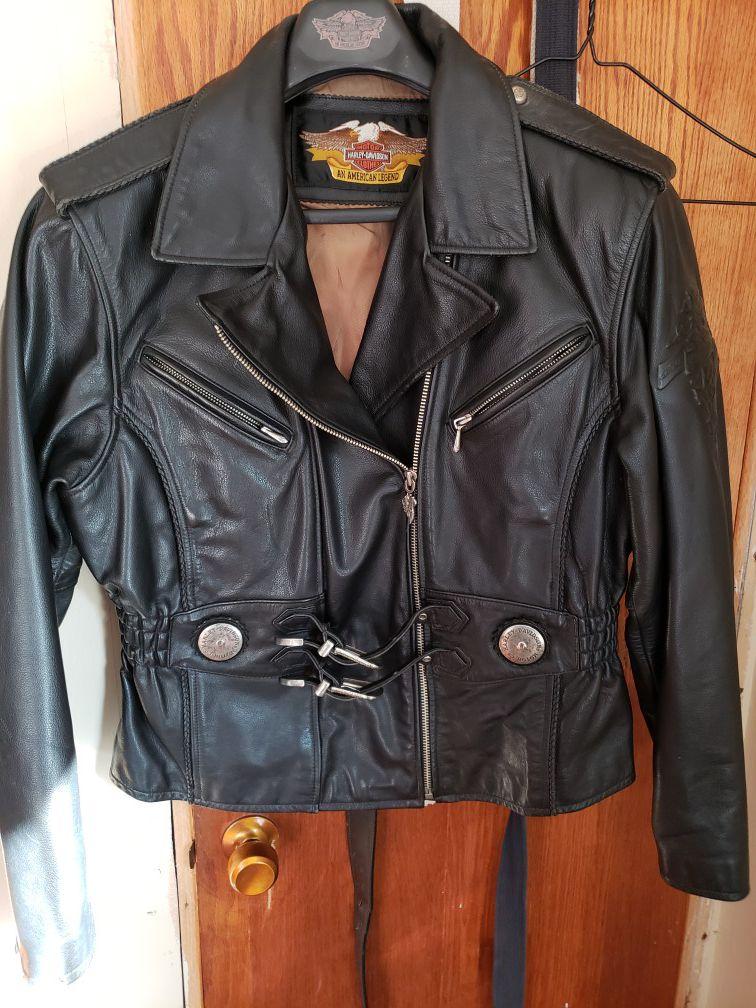 Photo Harley davidson womens jacket