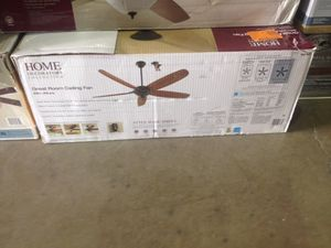 Home decorators collection great room ceiling fan 68 inches Altura for Sale in Phoenix, AZ