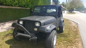 Photo 88' Jeep YJ for sale