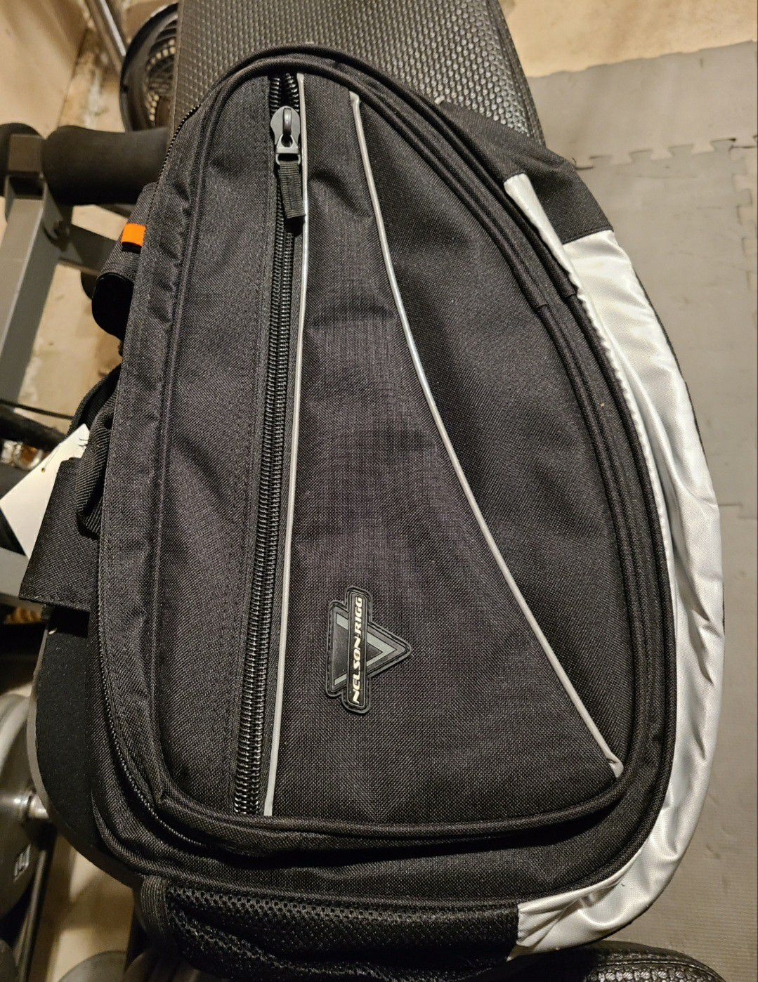 Nelson Rigg Saddle bags