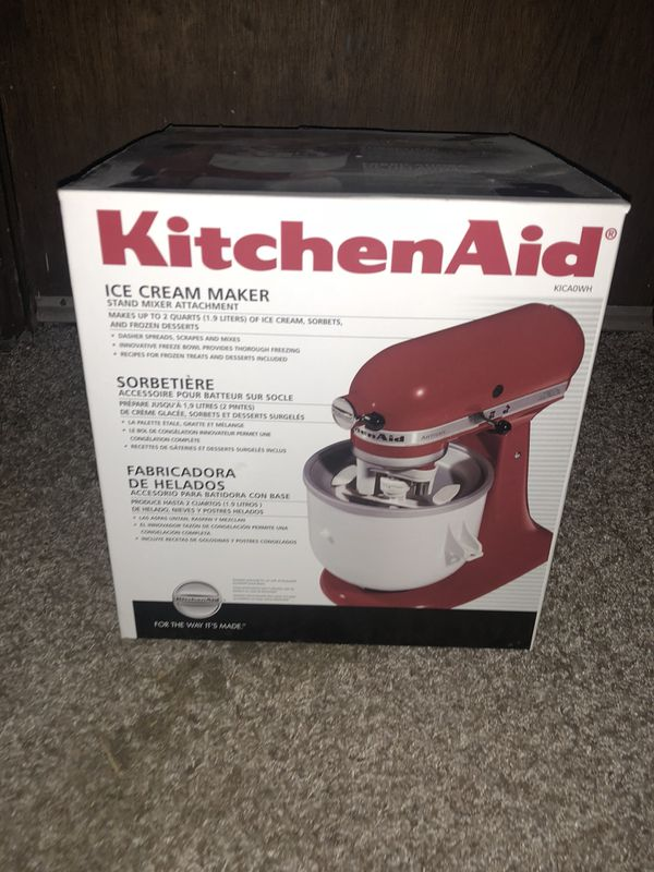 Kitchen Aid Ice Cream Maker For Sale In Independence Mo Offerup