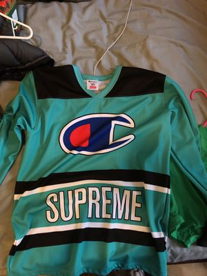 15a4bdf50f5 Supreme champion hockey jersey MEDIUM for Sale in Los Angeles