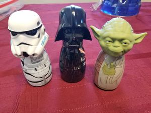 Collectible star wars body washes for Sale in Springfield, VA