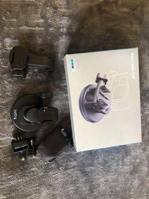 Suction cup GoPro NEW for Sale in Hallandale Beach, FL
