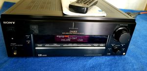 SONY RTS-DA3ES Surround sound home theater stereo receiver for Sale in St. Louis, MO