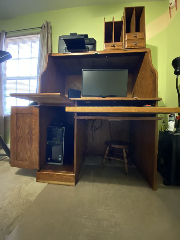 Office Desk Computer For Sale In Greer Sc Offerup