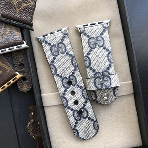 Authentic Gucci Canvas Apple Watch Band Strap 42 mm GG Monogram for Sale in Los Angeles, CA