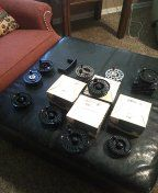 Fly fishing reels in box for Sale in Fresno, CA