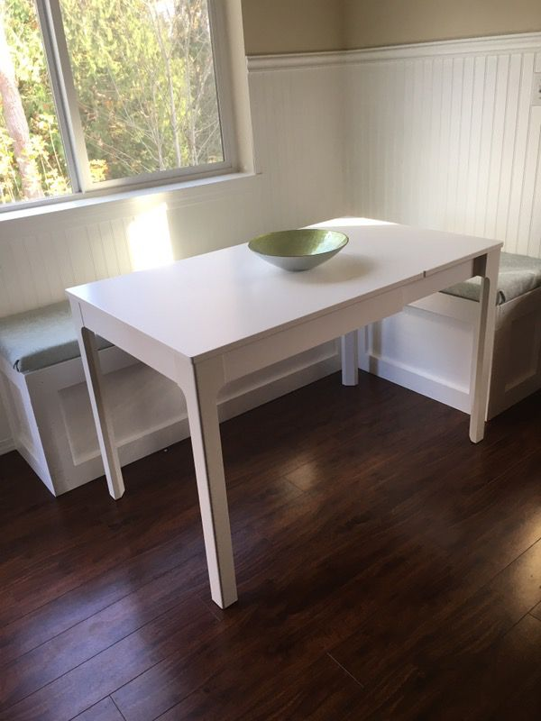 Ikea Ekedalen Extendable Table For Sale In Bremerton Wa Offerup