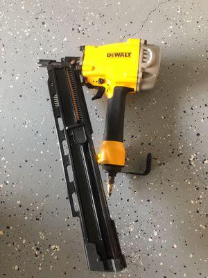 Dewalt Framing Nail Gun. for Sale in Winter Garden, FL