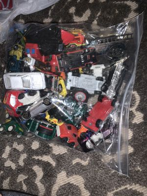 Photo Bag of toy cars 3