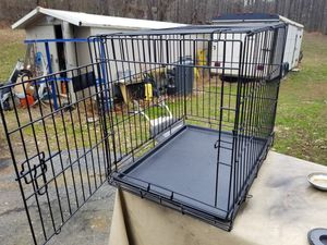 "24"" Single Door Dog Training crate for Sale in Monrovia, MD"