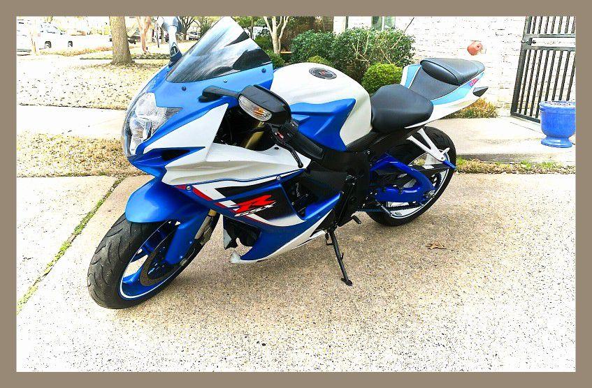 Photo FOR SALE Suzuki GSXR Final Price$1000