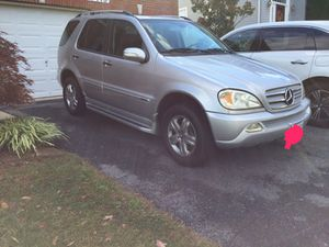 2005 Mercedes benz ML500 special edition for Sale in Washington, MD