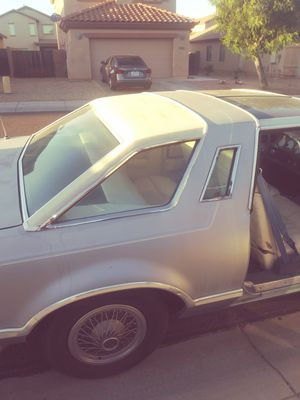 1979 Thunderbird with t-tops for Sale in Tolleson, AZ - OfferUp