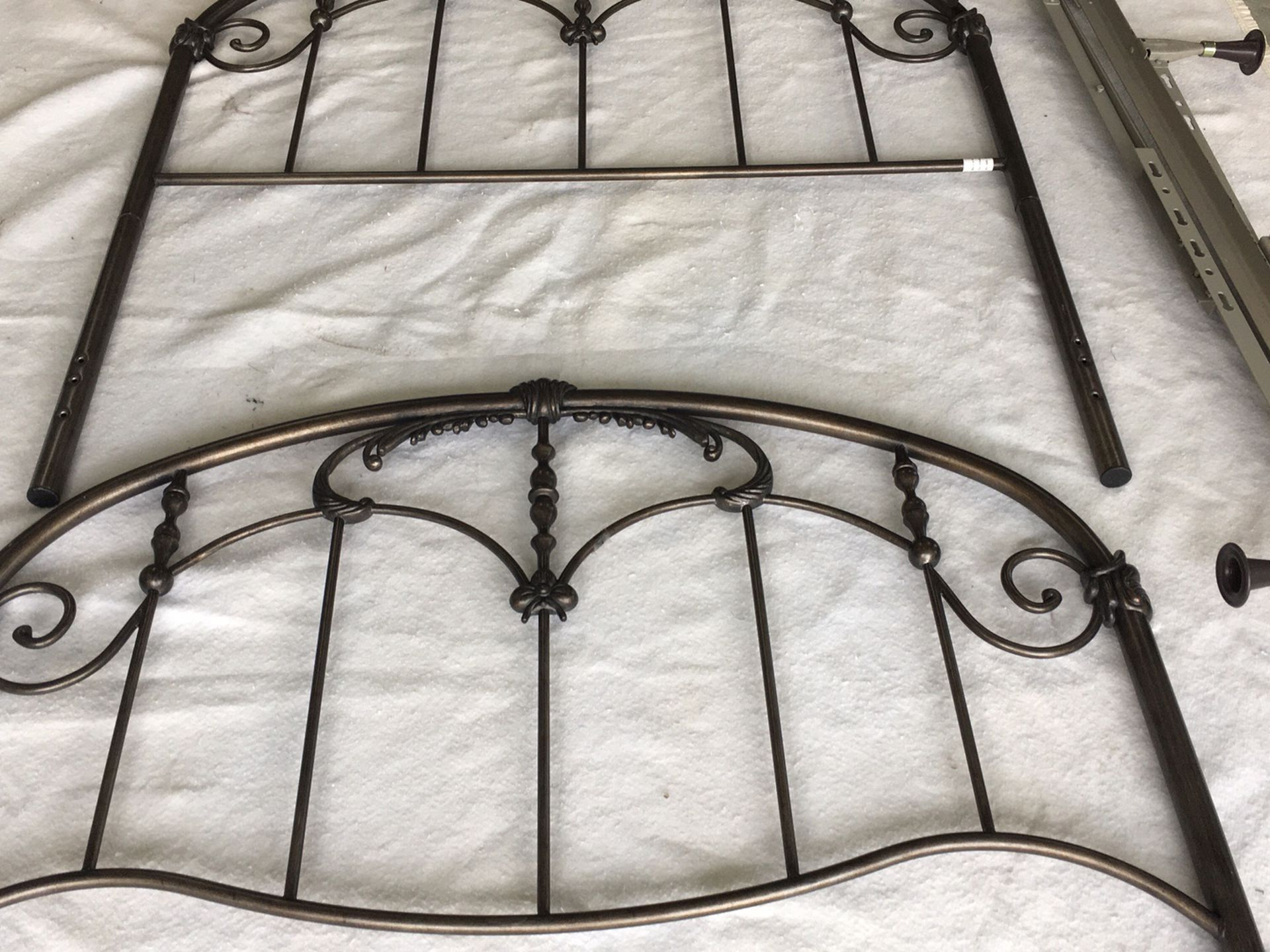 Beautiful Full Size Bed Frame