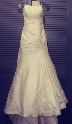ANJOLIQUE Wedding Dress for Sale in Salt Lake City, UT