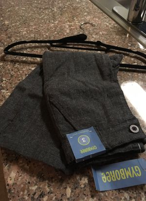 Boys pant New grey size 3 for Sale in Cary, NC